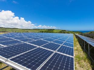 太陽光発電施工 架台・パネル設置