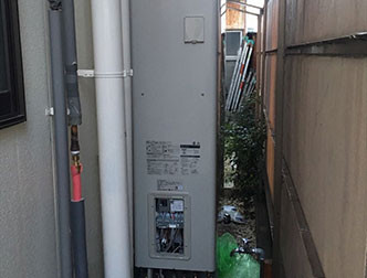 石垣市Y様 エコキュート・オール電化施工事例