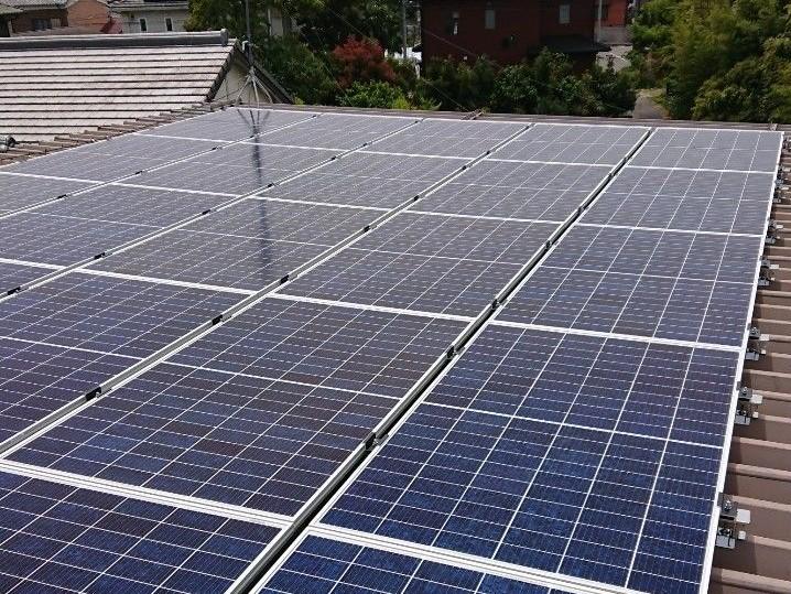 刈谷市 N様 太陽光発電施工事例