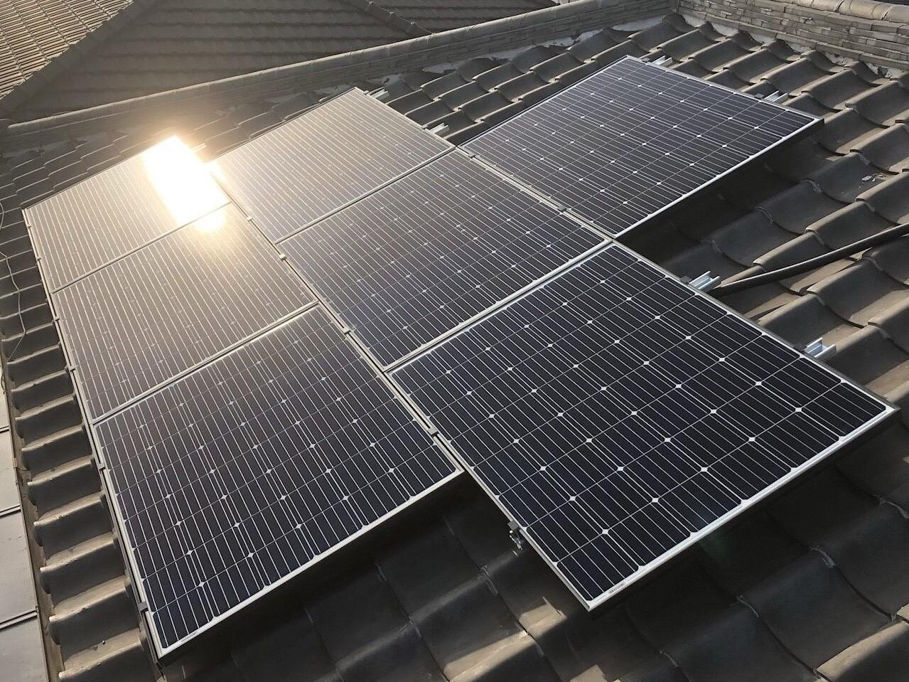 東海市 H様 太陽光発電施工事例