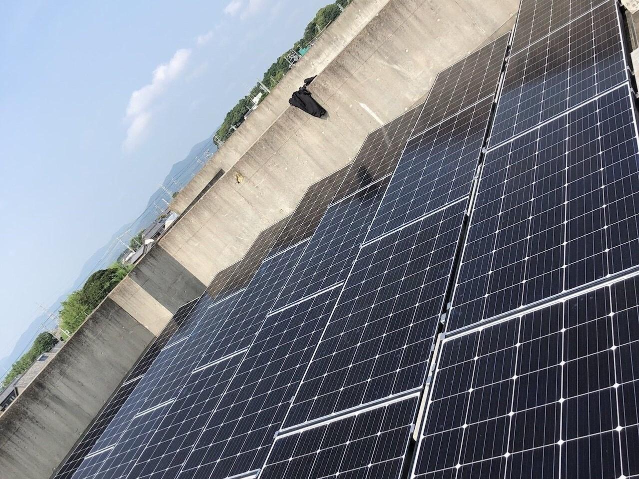 豊橋市 I様 太陽光発電施工事例