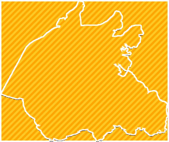 西尾市のmap